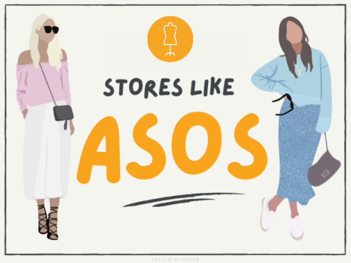 10 Stores Like ASOS: Freedom in Fashion