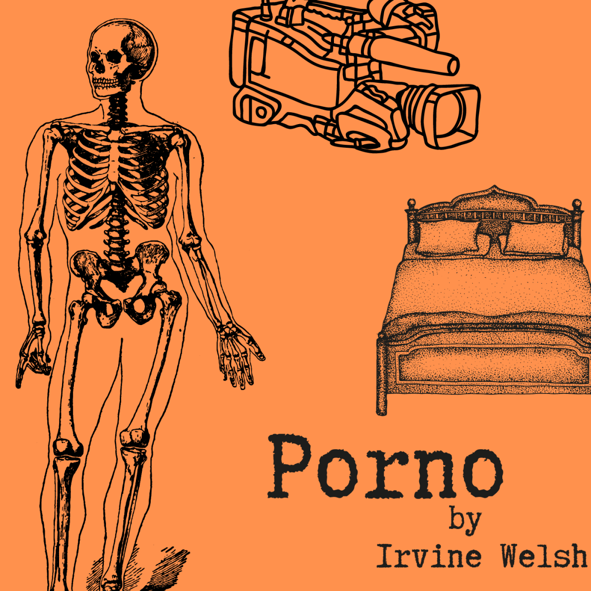 """Porno"" by Irvine Welsh"