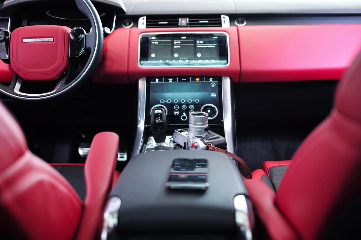 Modern dashboards are computerized, and cars today have computers at their core.