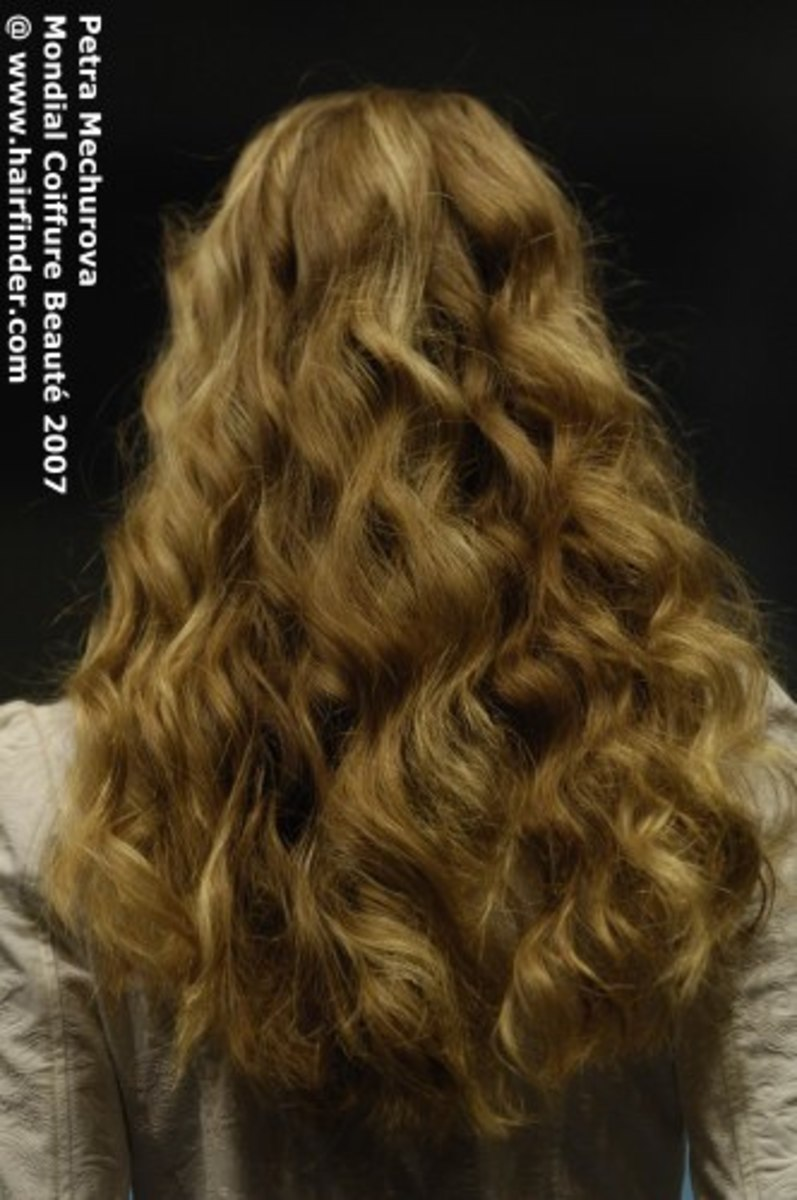 How to care for wavy hair