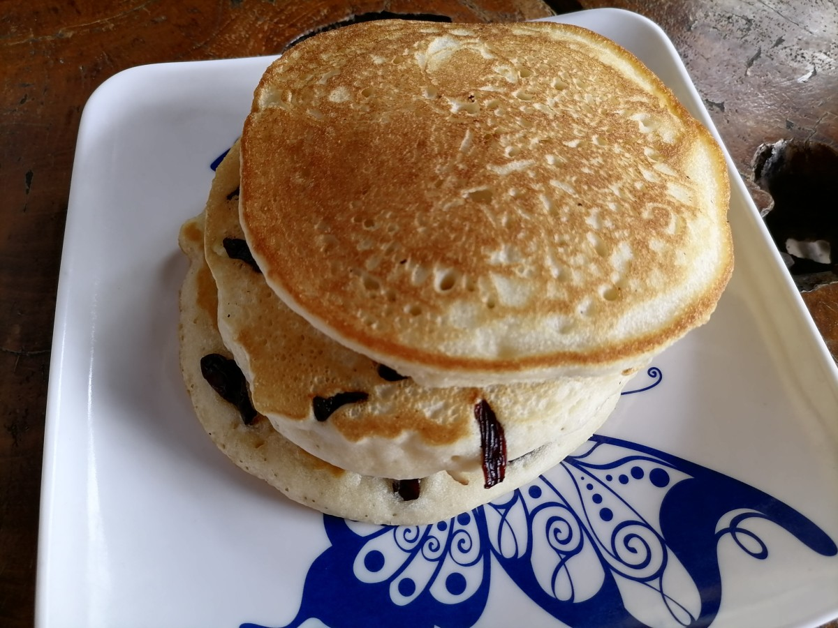 soft-raisin-pancake