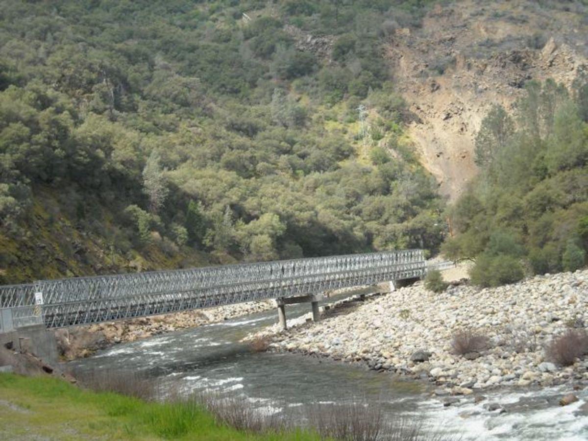 One of the New Bridges