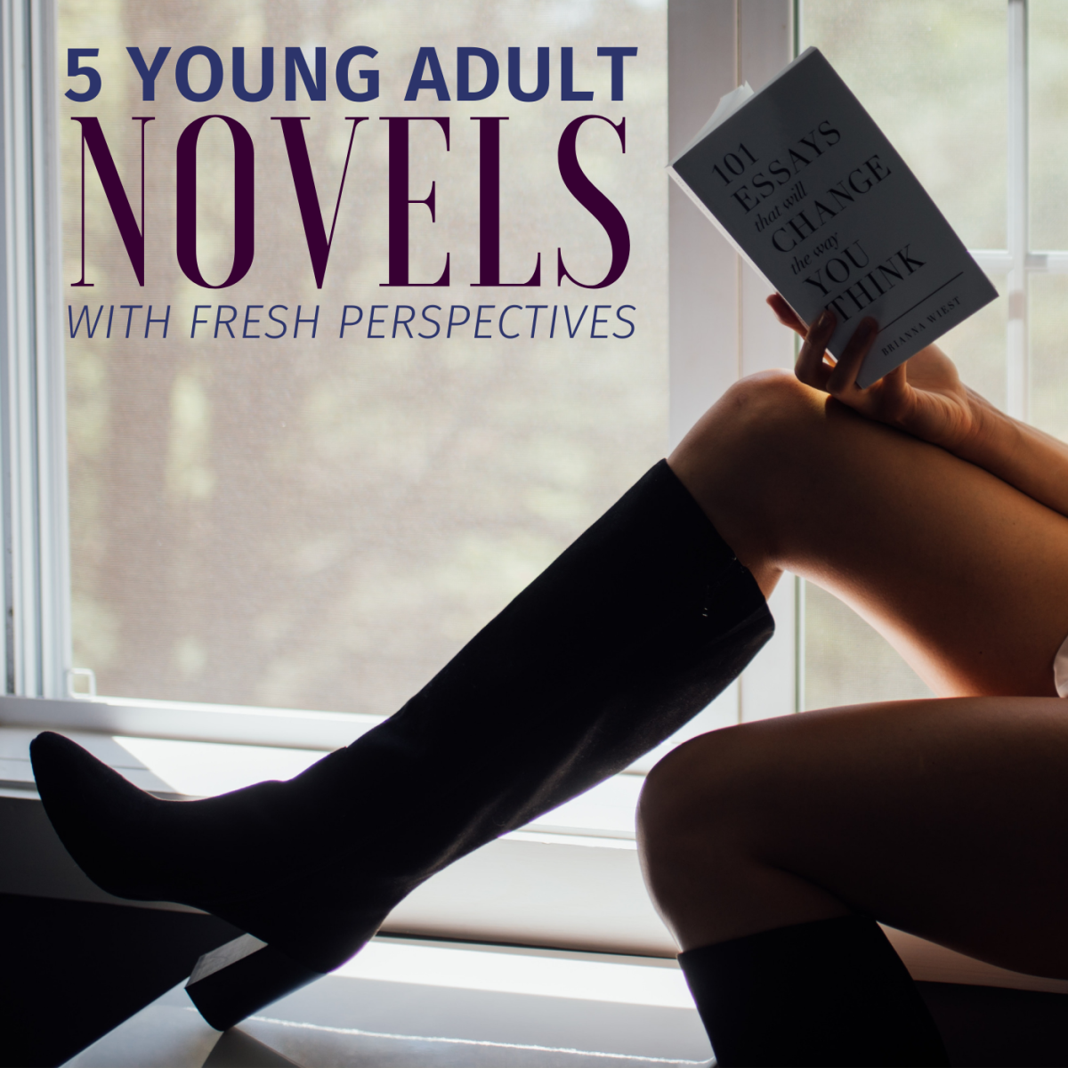 These Y.A. novels come with culturally relevant themes and center voices we don't here from often enough in modern fiction.