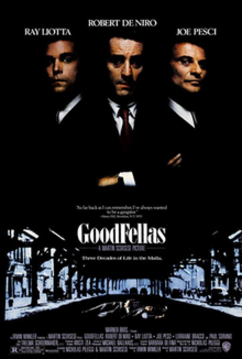 Goodfellas (1990) Movie Review