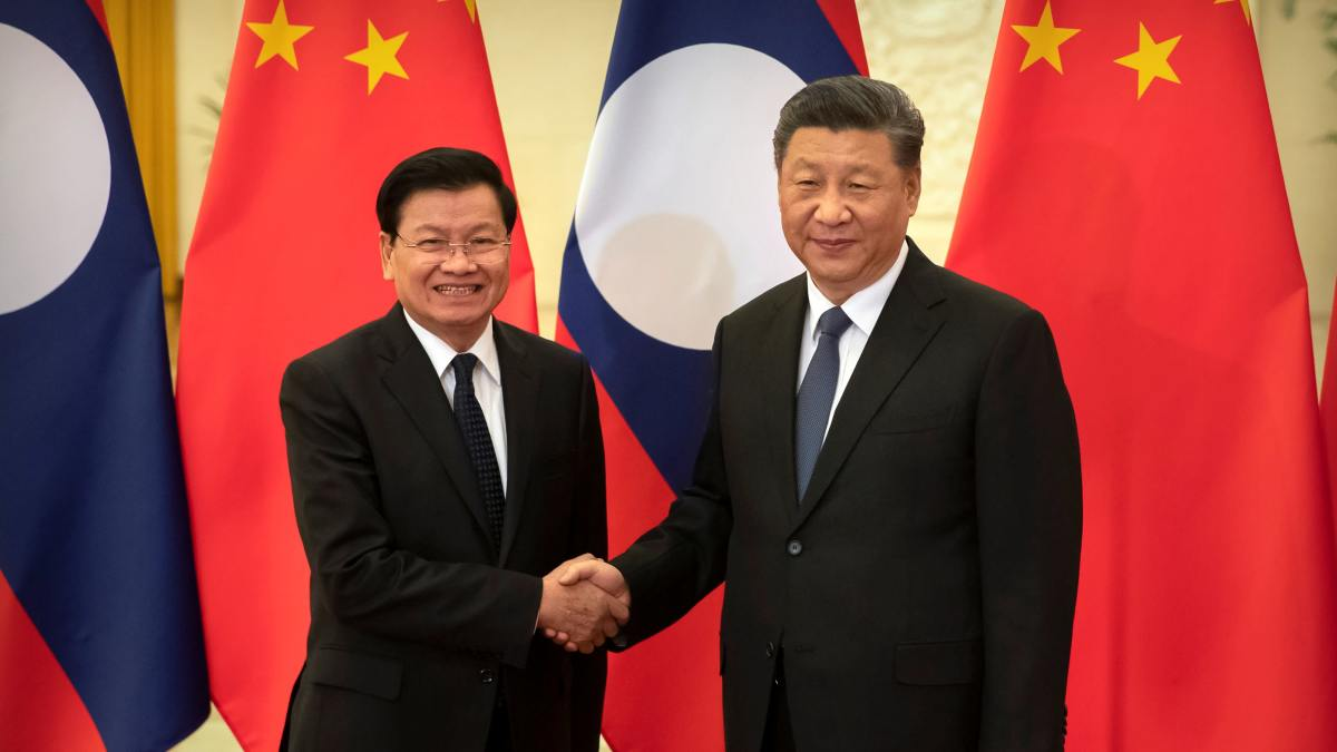 Laos: Becoming the Next Victim of China's Debt Trap Diplomacy
