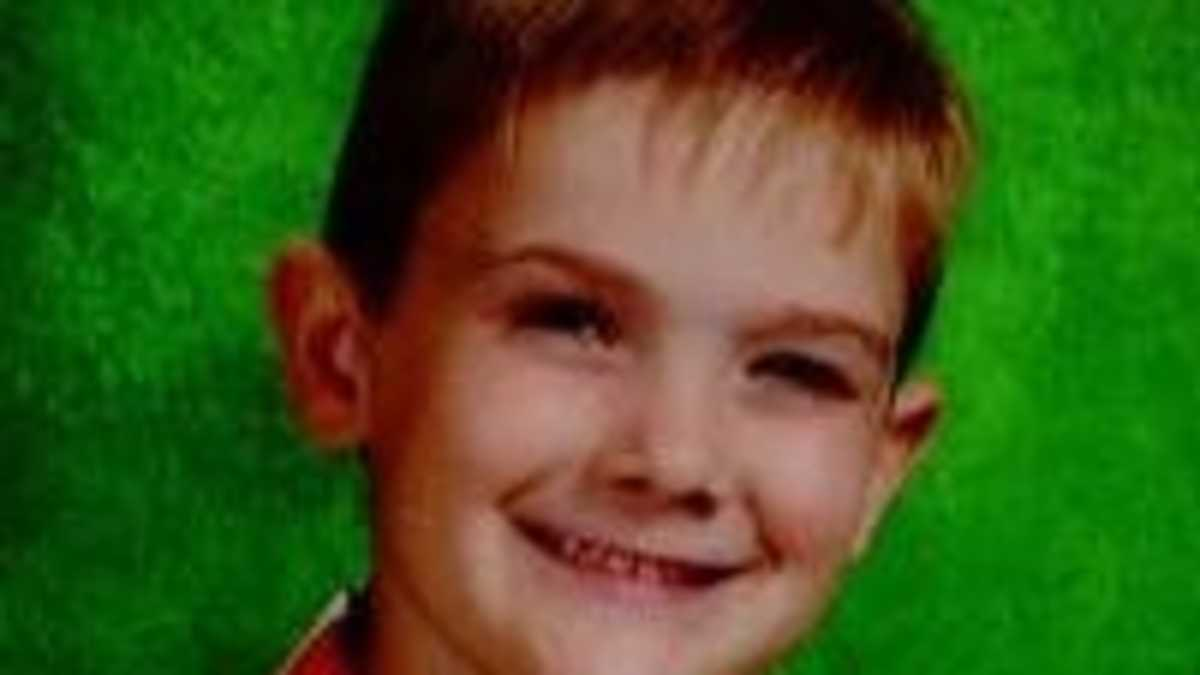 6-year-old Timmothy Pitzen