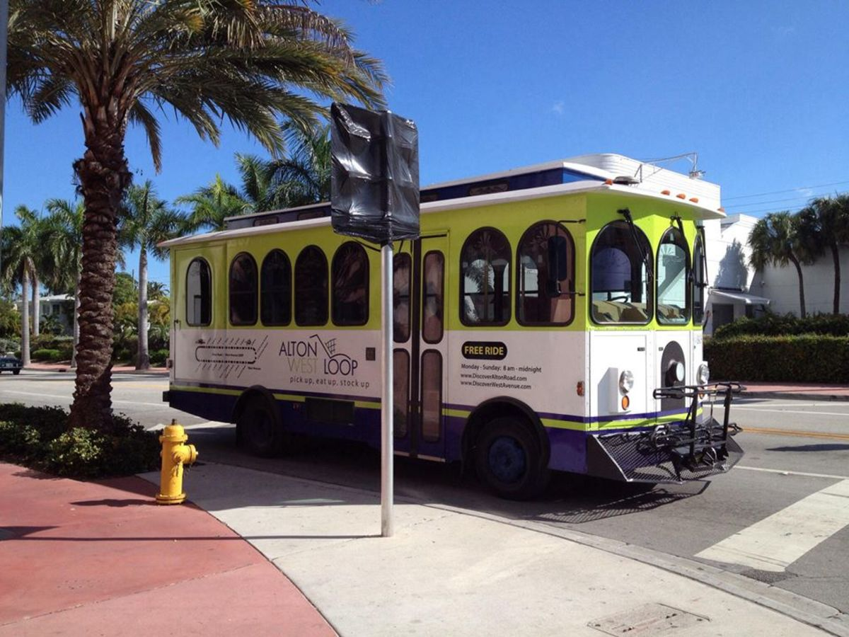 The Free Alton Road Trolley