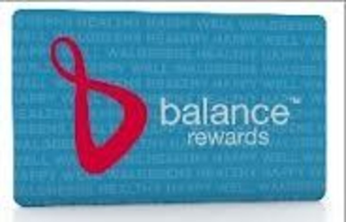 Grab a Walgreen's Rewards Card and start saving money on those essential items, snacks and drinks that you'll need for a hard day at the beach. Image courtesy of Walgreens.