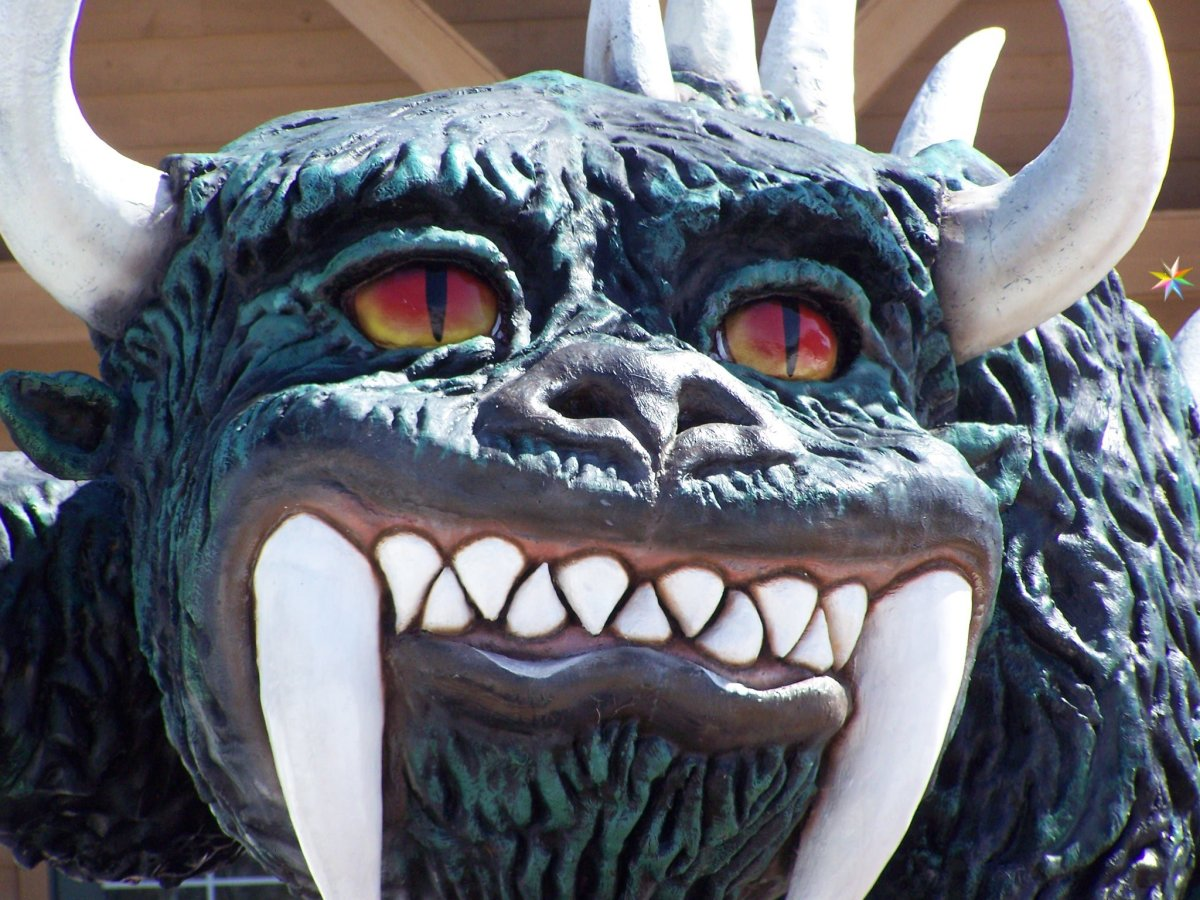 Bigfoot Of The North, What Is A HODAG? Recipe for Our Hodag Chili.