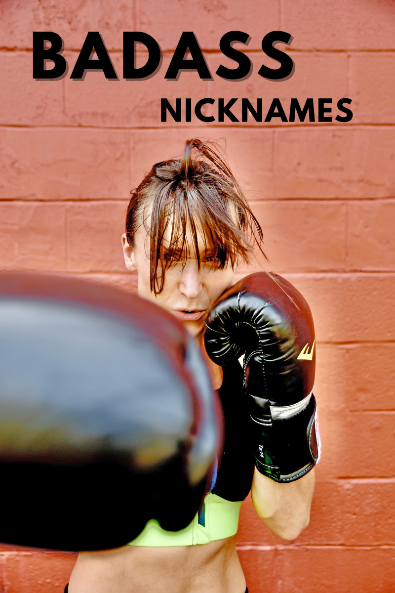 A nickname can tell you a lot about a person.