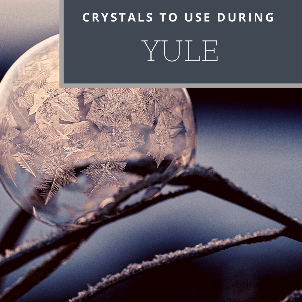 Crystals can help you make the most of this special time of year.