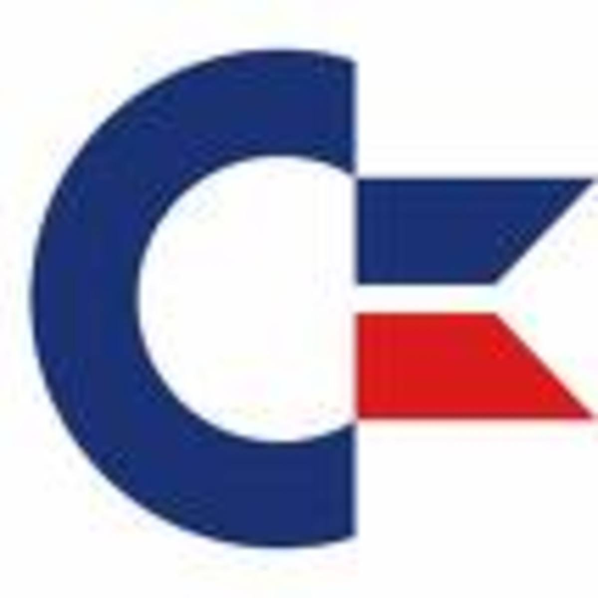 The famous Commodore logo