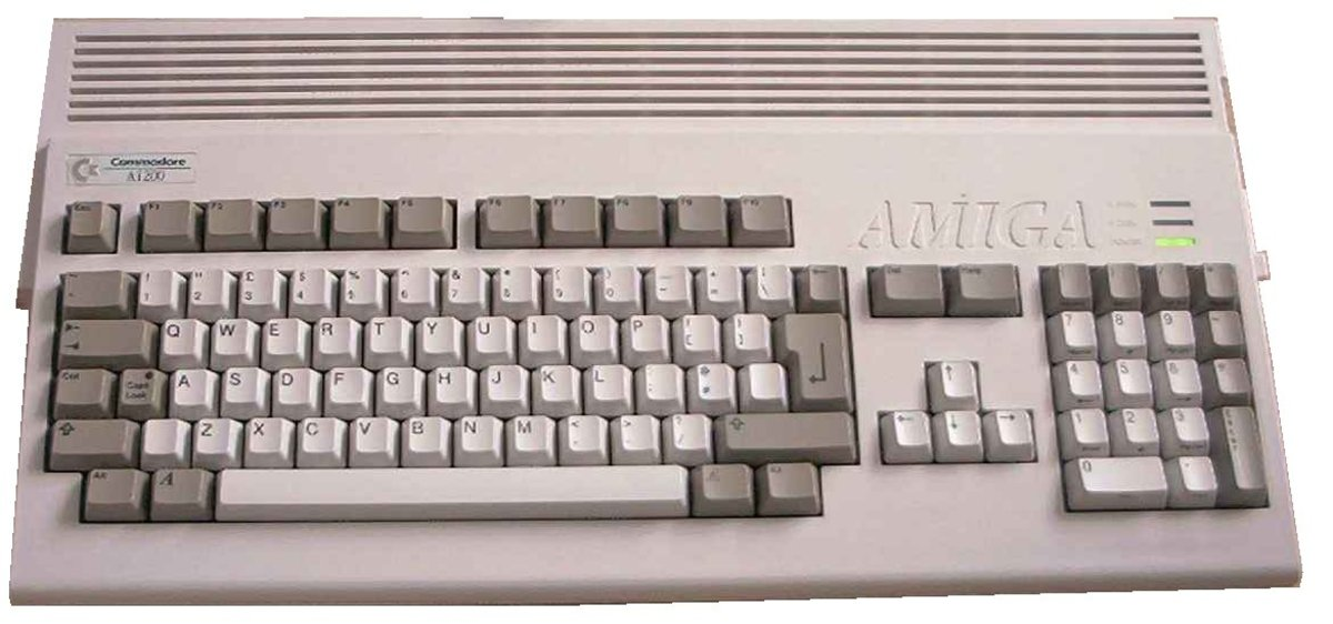 The Amiga 1200 - can still be purchased today