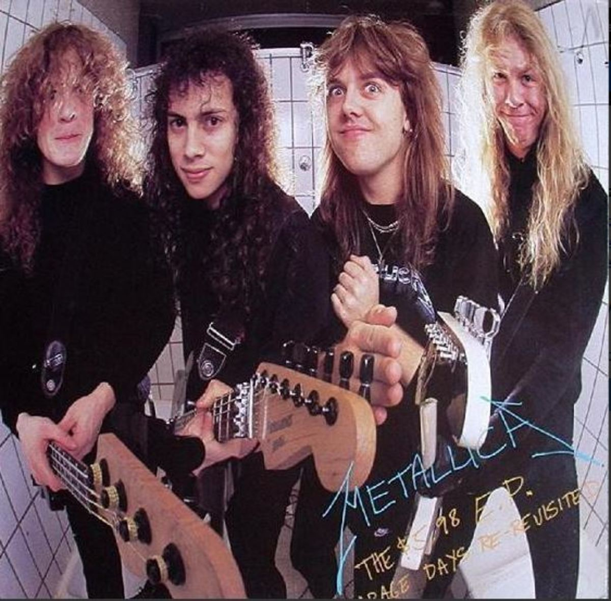 Remembering Metallica's