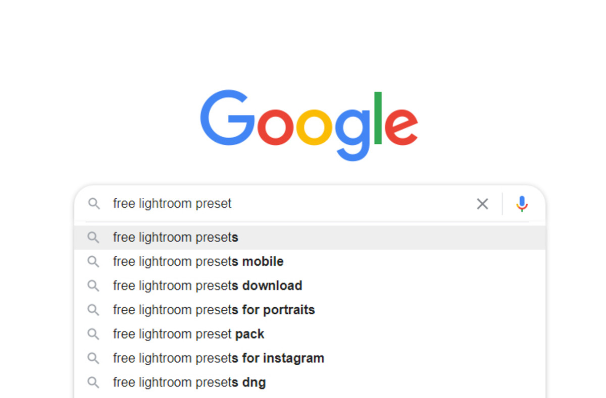 Other Search Engines Are Available