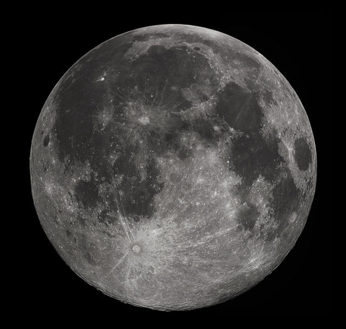 The lunar month is based upon the time taken for the Moon to orbit the Earth exactly once.
