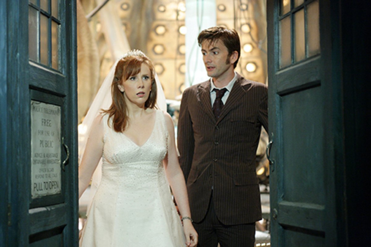 Donna Noble in Doctor Who