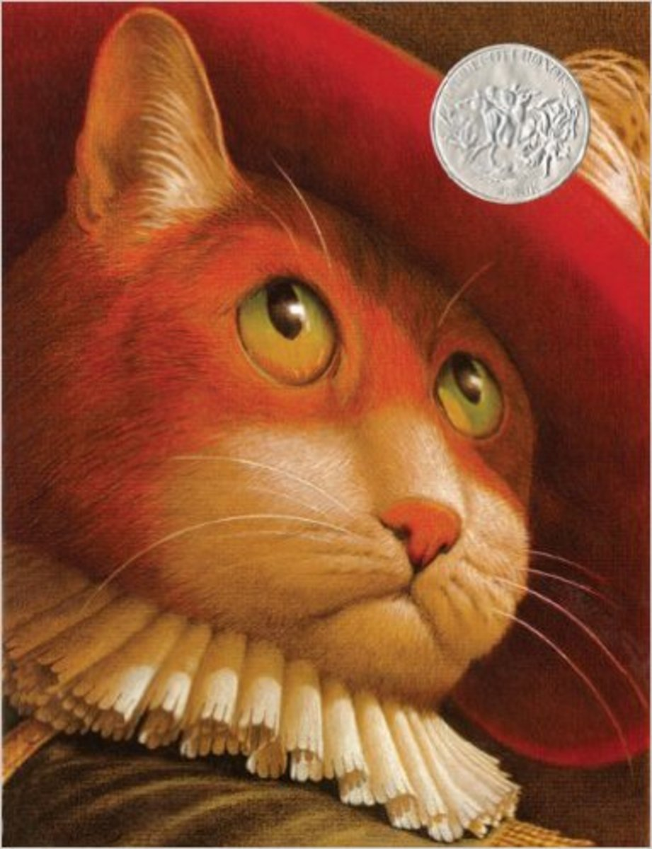 Puss in Boots by Charles Perrault and illustrated by Fred Marcellino