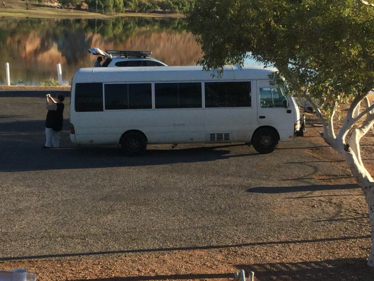 The Bus, Mt Isa, Queensland, Australia