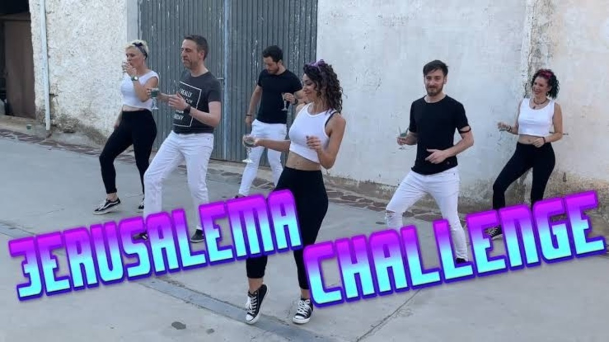 7 Versions of My Favourite and Popular Jerusalema Dance Challenge