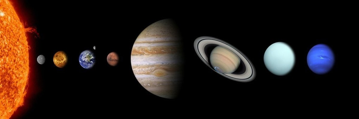 It is somewhat surprising that our solar system's planets have not yet created more idioms and saying than exist today.