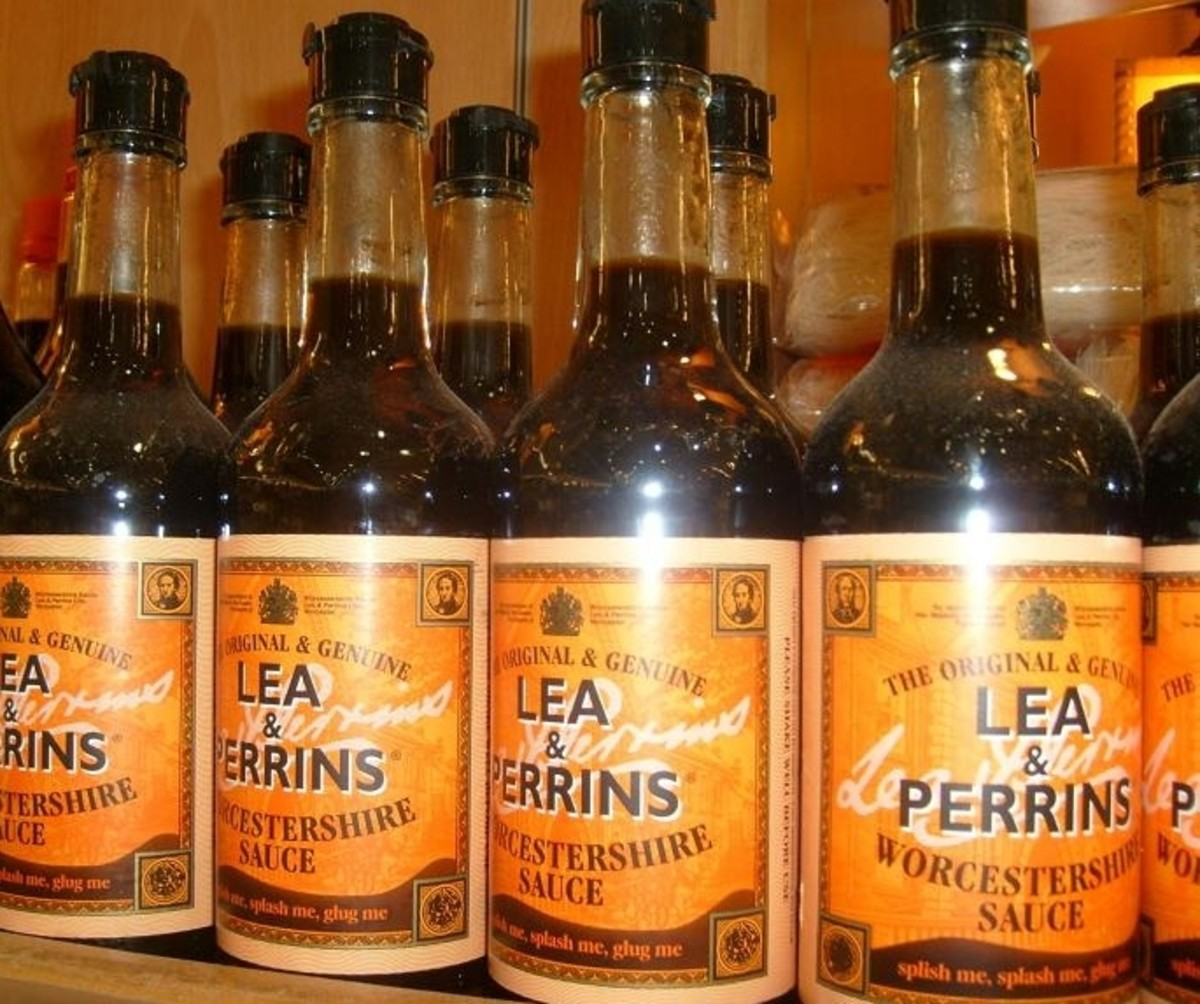 The Story of Worcestershire Sauce