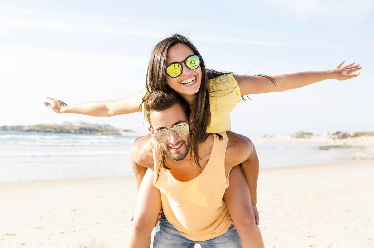 Virgo and Leo have a summer vibe together. They love to explore the outside world, they want to show off and also relax in the sun. They have serious wanderlust, a love of others, and a pretty great sense of humor.