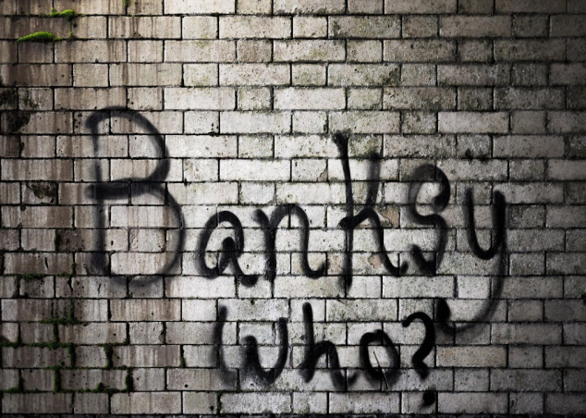 Top 8 Fascinating Banksy Artworks and Exhibitions