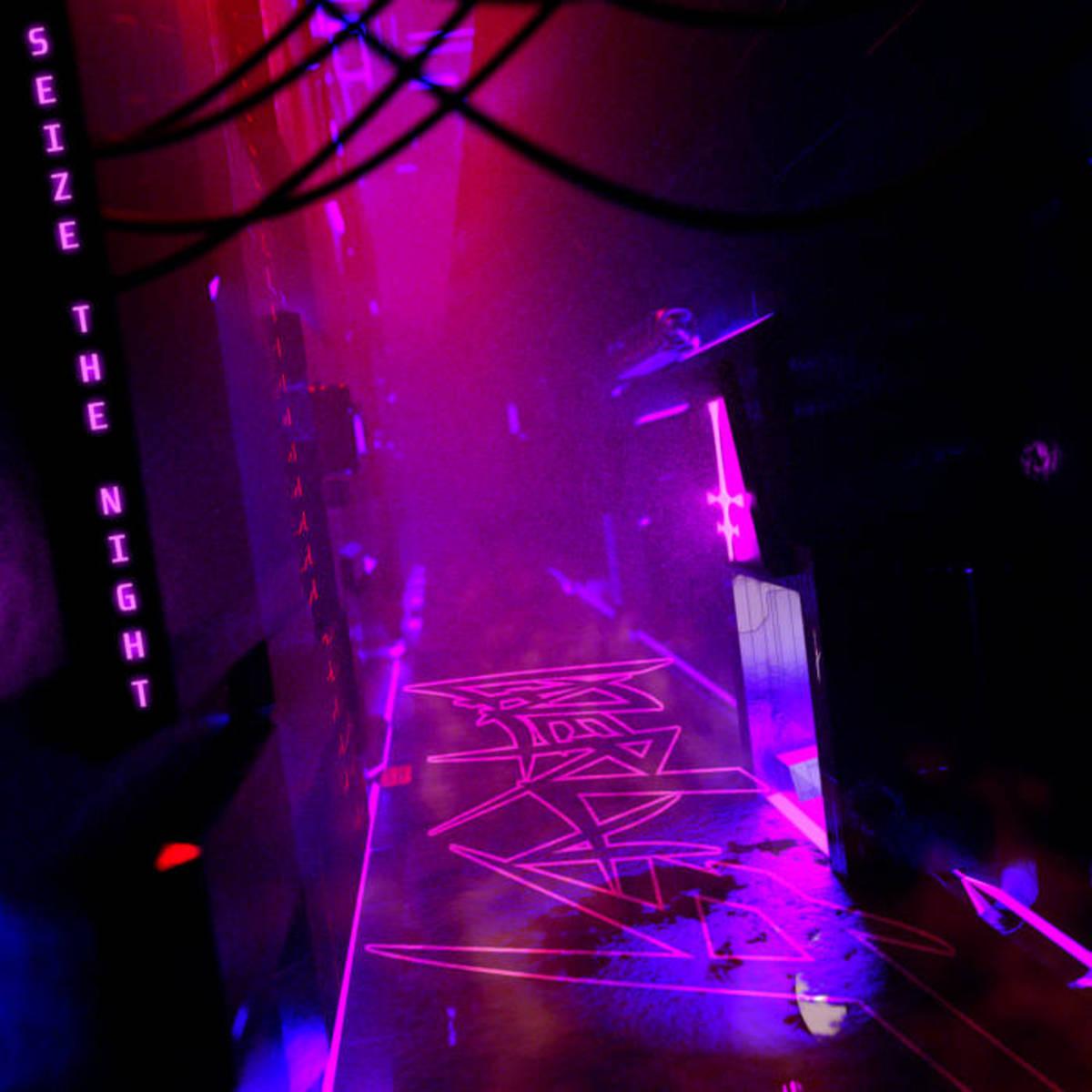 Dark Synthwave Album Review: