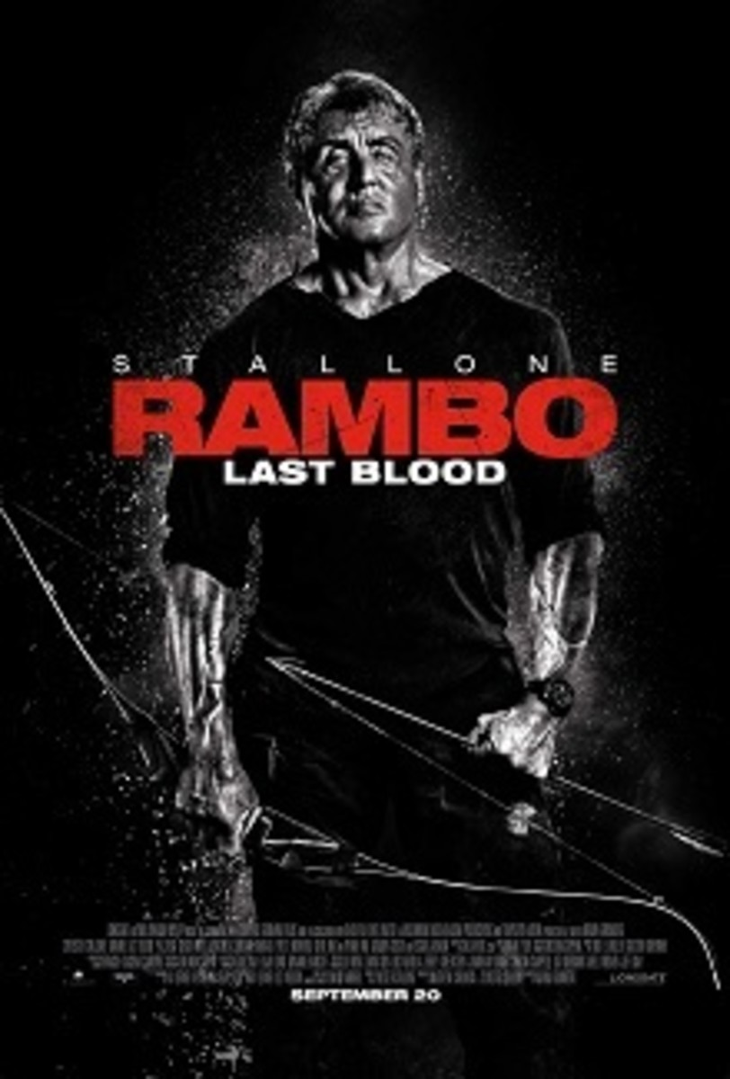Rambo: Last Blood (2019) Movie Poster
