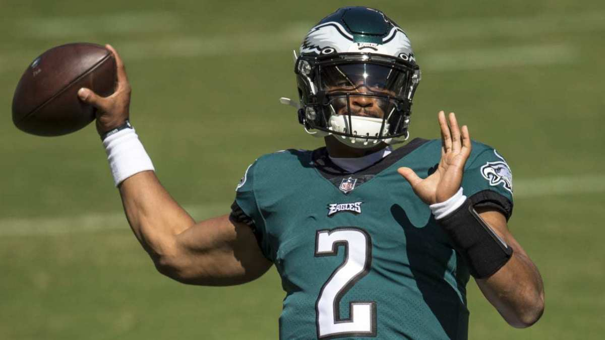 The Eagles future relies on how they handle Carson Wentz and Jalen Hurts.