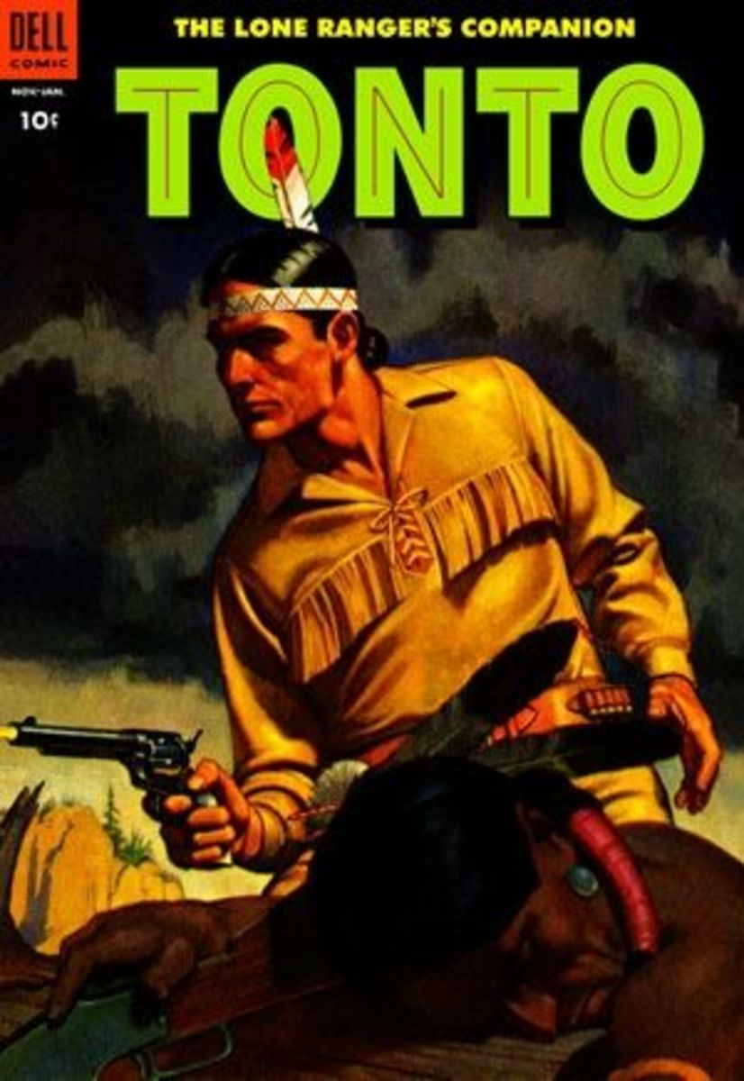 Tonto's Comic Book Series