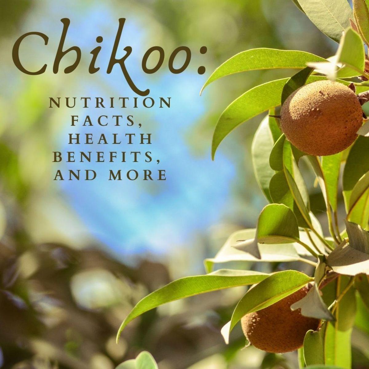 All about Manilkara zapota, also known as sapodilla, sapota, or chikoo