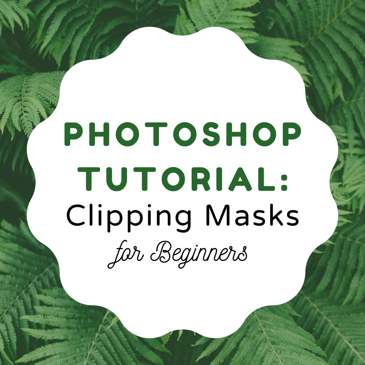 Learn a bunch of basic masking tricks in Photoshop.
