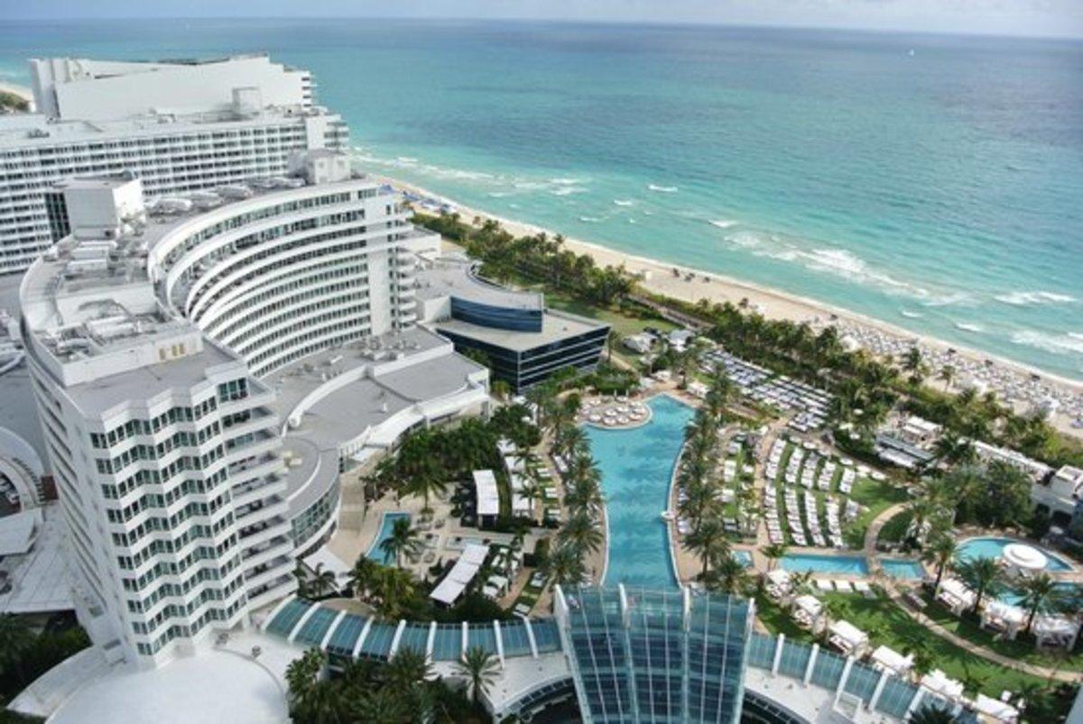 Fountainebleau Miami Beach Hotel