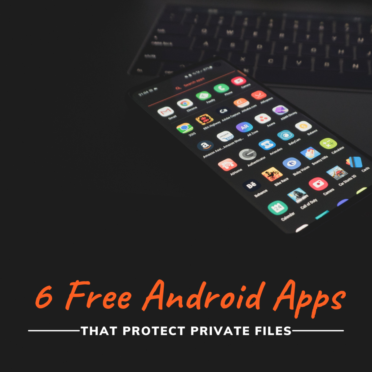 These free apps can keep your private media safe and secure on your Android phone.