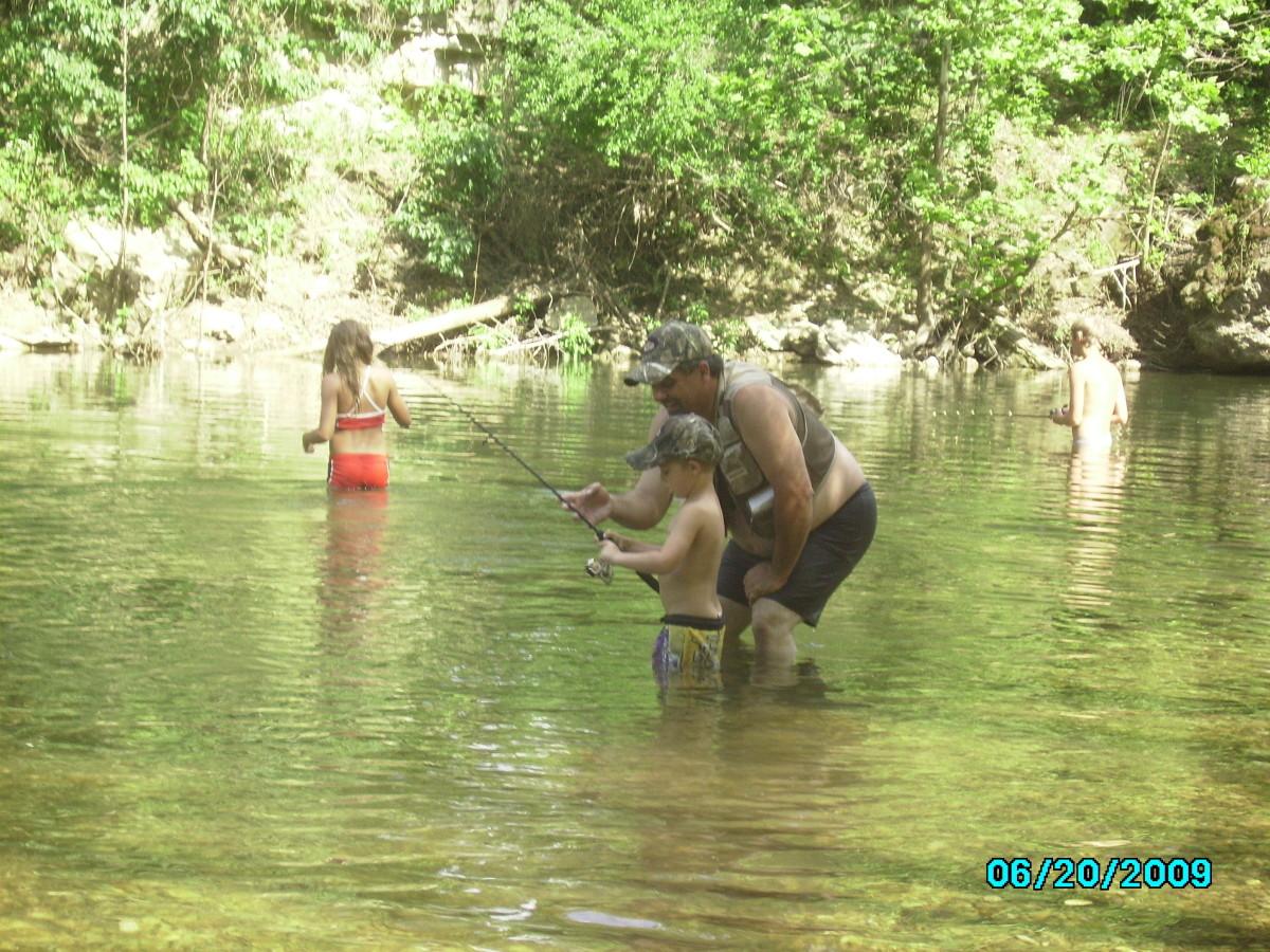 Family Fishin' Fun