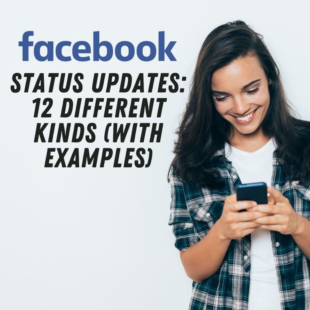 The 12 most common different types of status updates