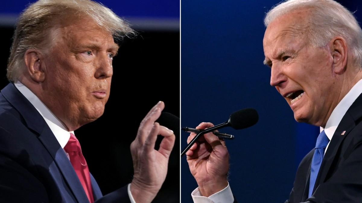 Trump Verses Biden's Debate