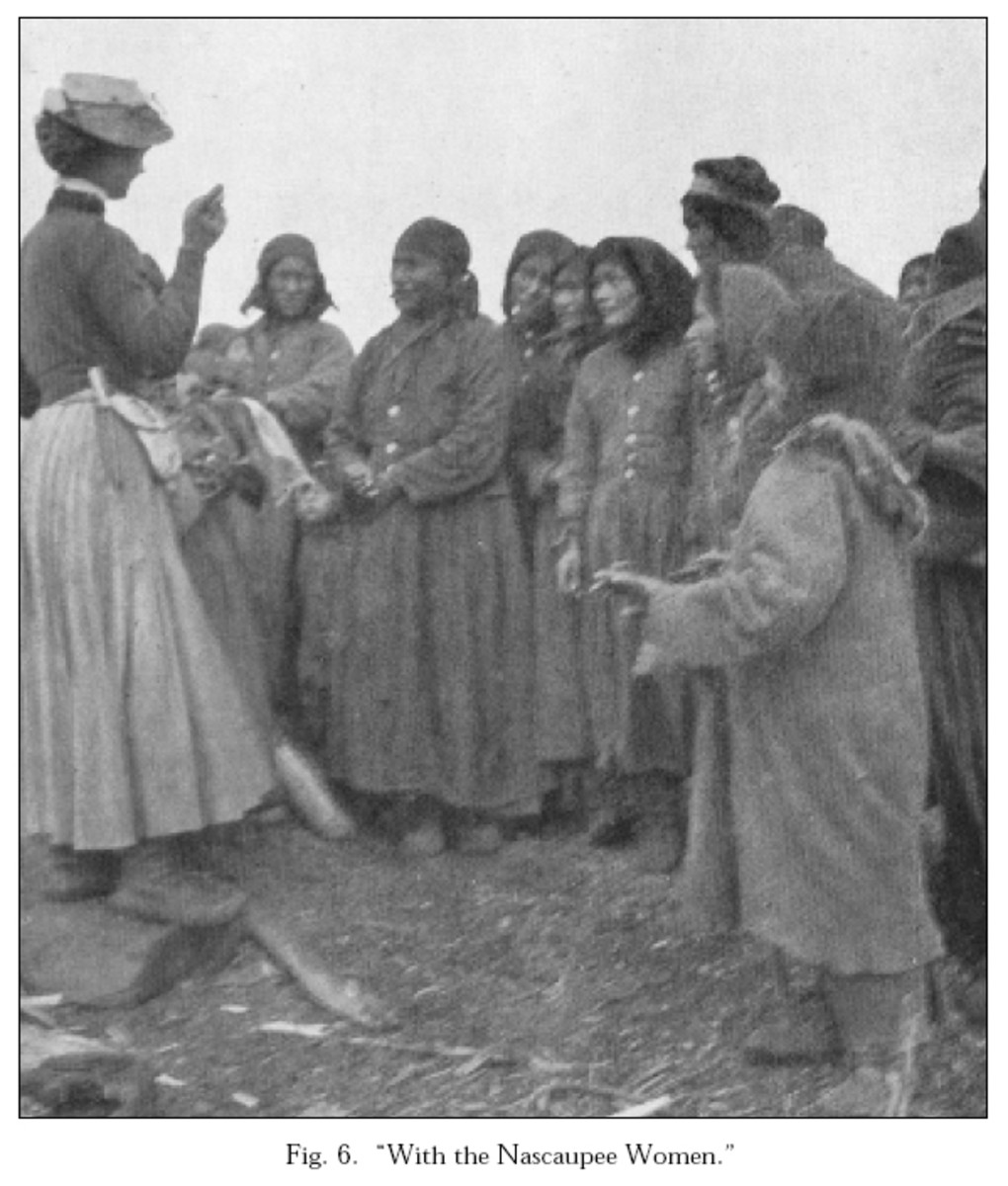 First Nations People, Labrador