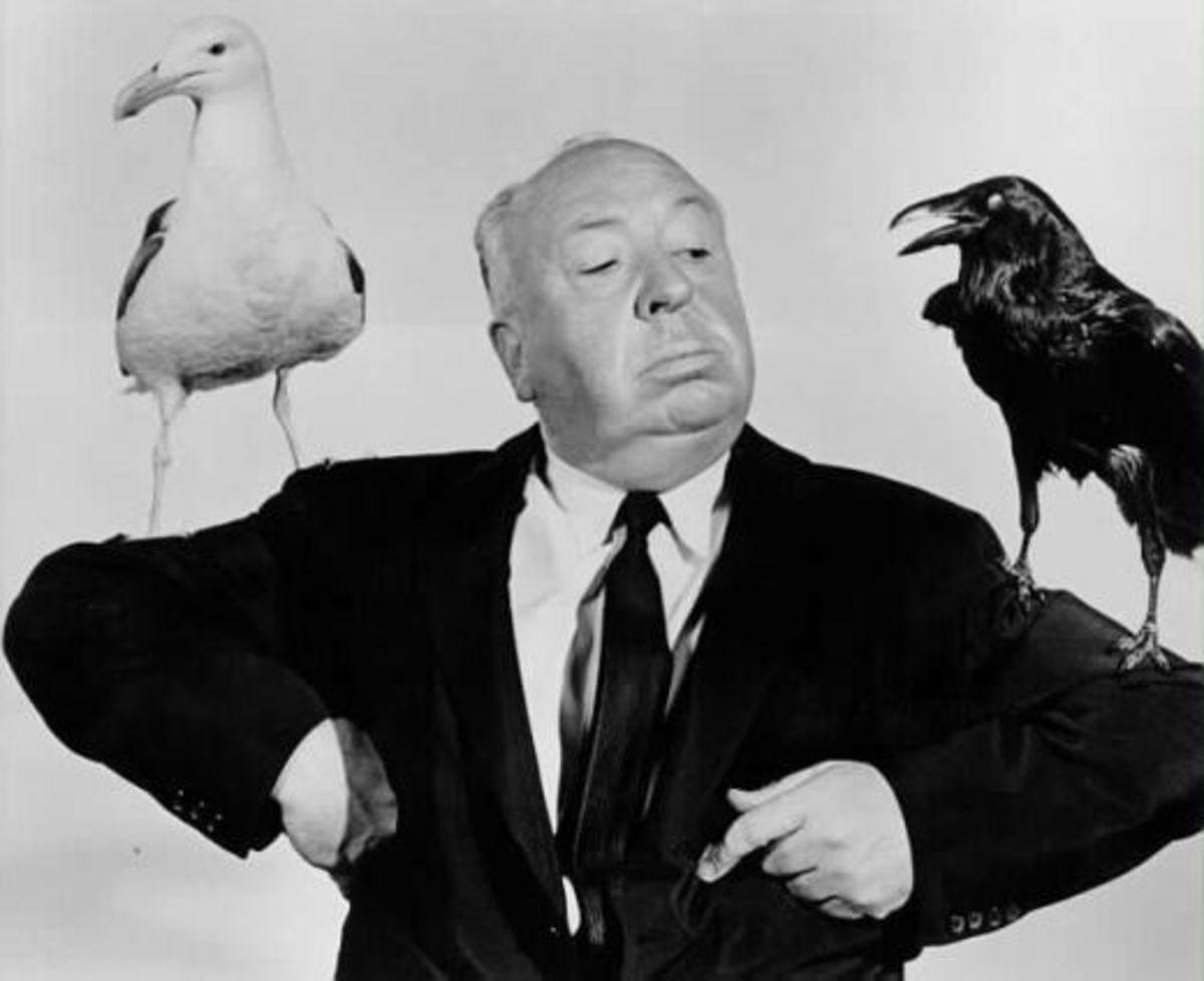 The Birds (1963) Publicity Still