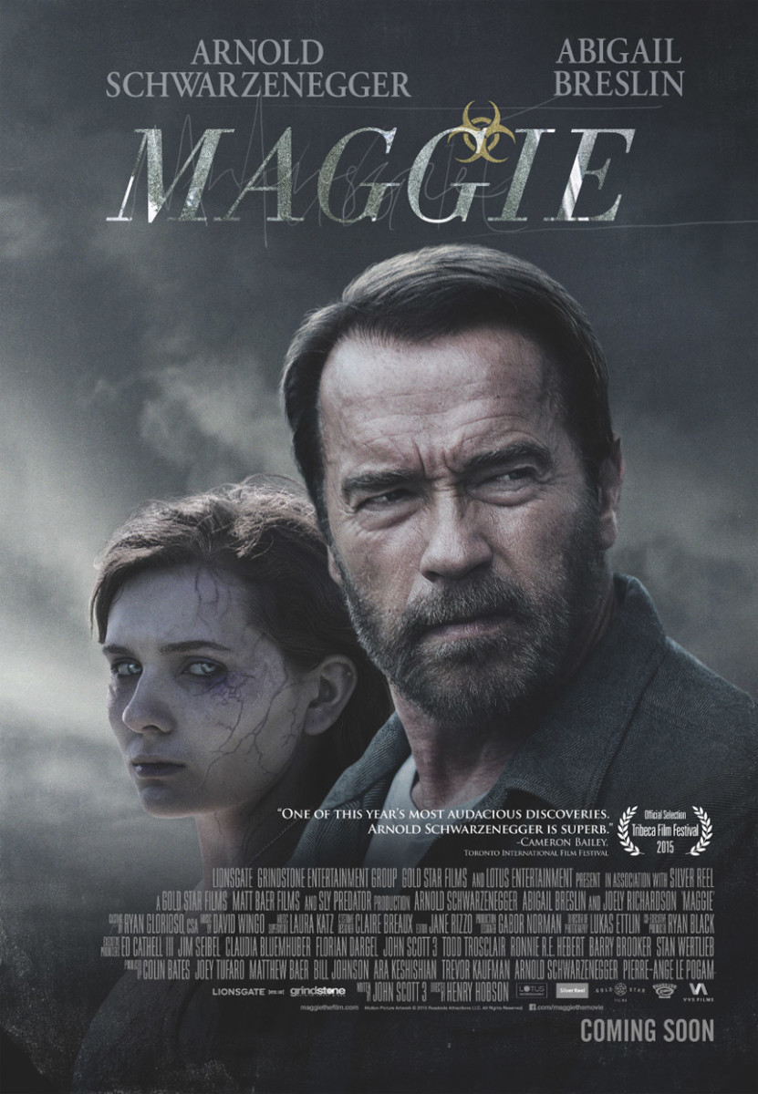 Maggie, not quite the zombie film you thought it was