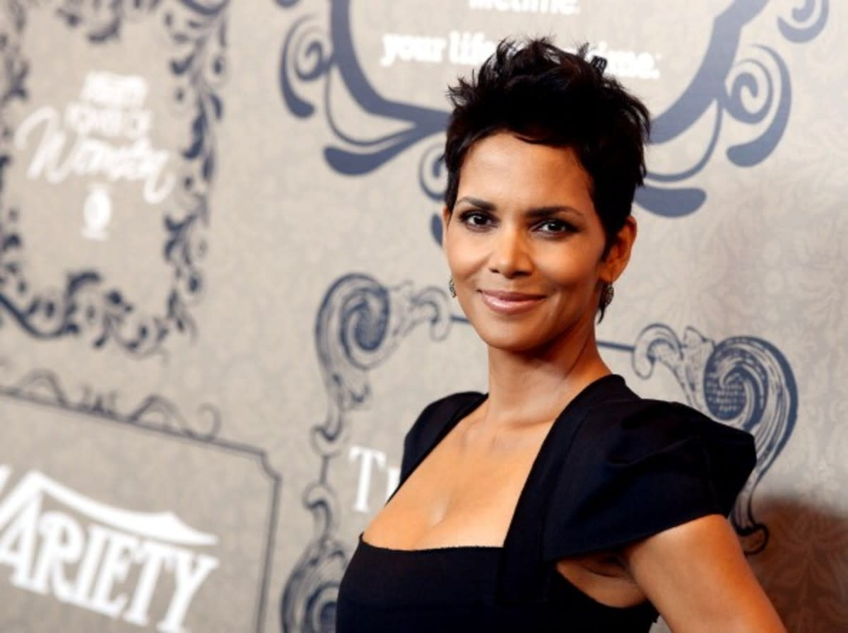 Halle Berry is a classic and timeless beauty