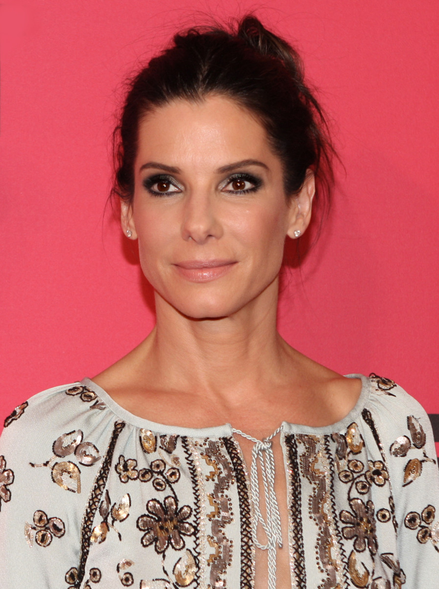 Sandra Bullock is still a beauty