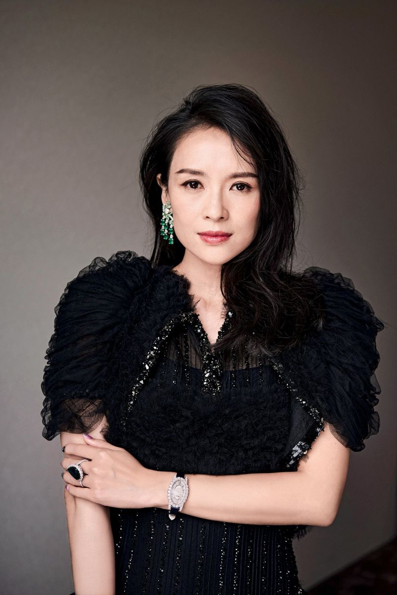 Zhang Ziyi is awesome