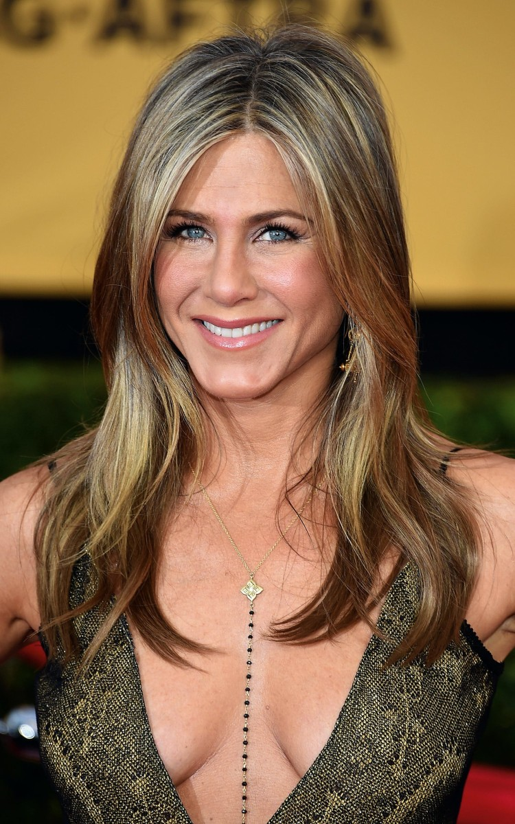 Jennifer Aniston has one of the most recognizable faces in Hollywood