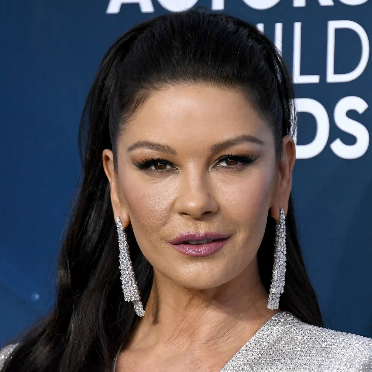 Catherine Zeta-Jones is still gorgeous in her fifties