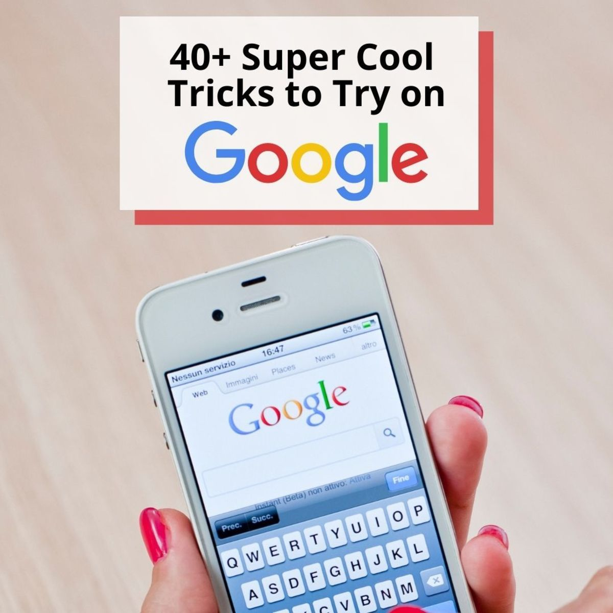 40+ of the Coolest and Most Useful Google Tricks