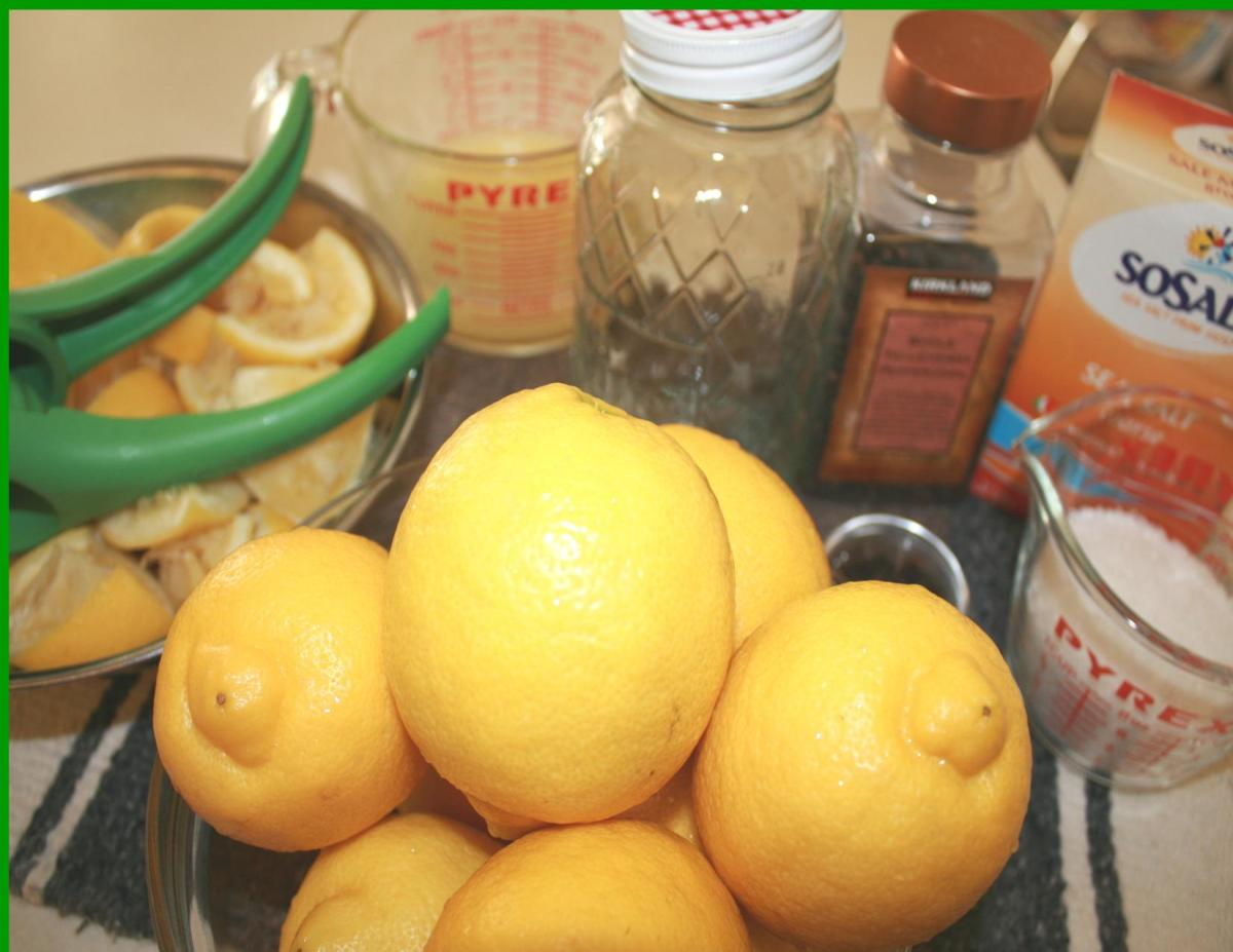Few Ingredients and easy to make