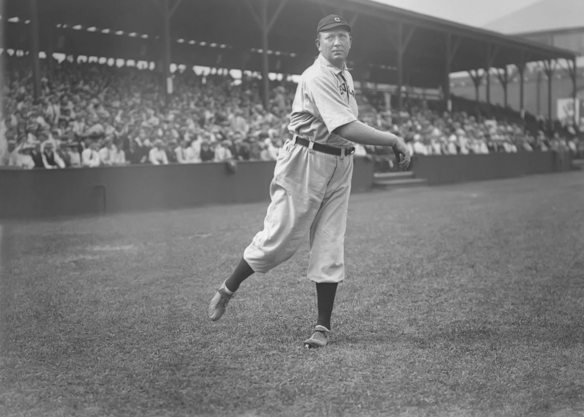 Baseball's all-time wins leader Cy Young was born in Gilmore, Ohio, and also pitched in Cleveland for part of his career.